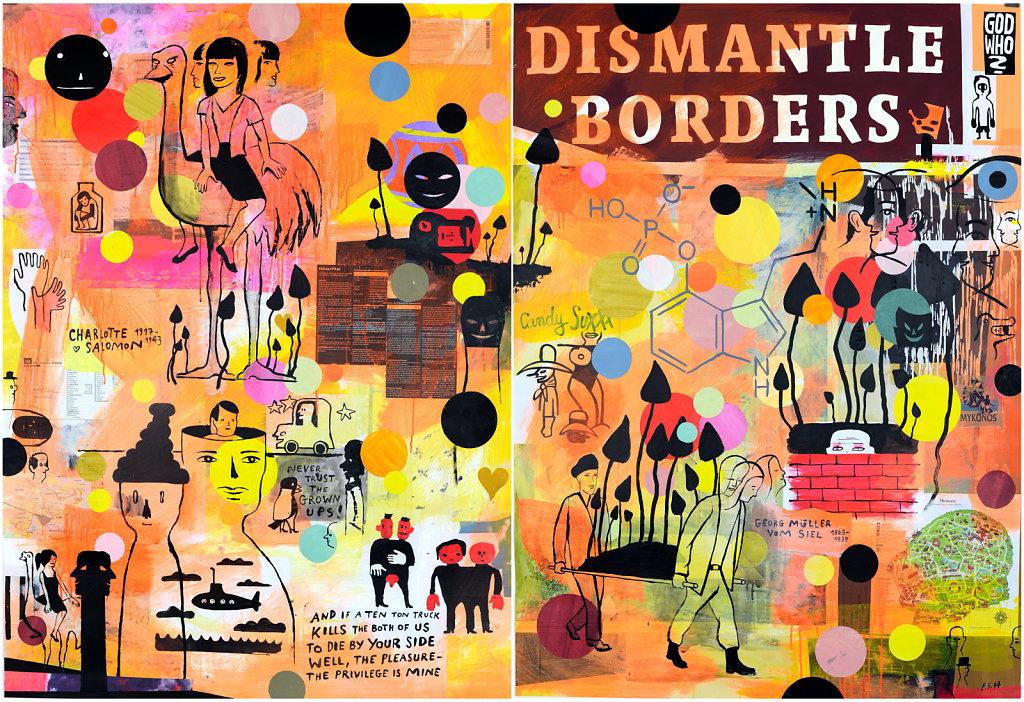 Dismantle Borders