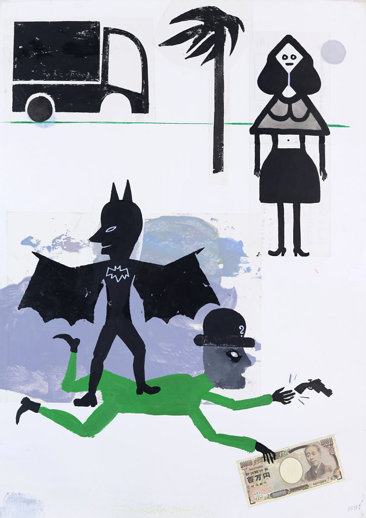Batman vs. Riddler