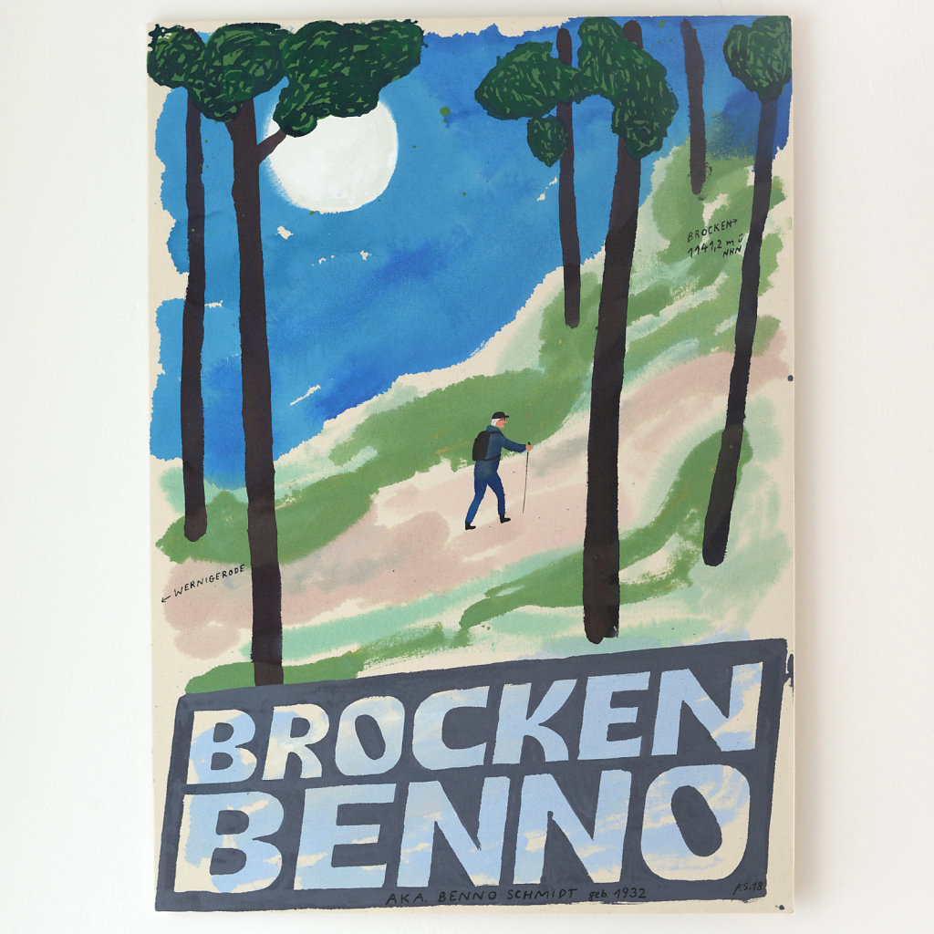 Brocken Benno